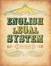 English Legal System