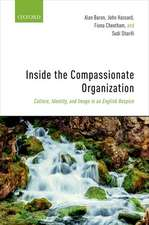 Inside the Compassionate Organization