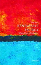 Renewable Energy: A Very Short Introduction