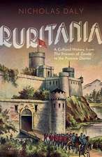 Ruritania: A Cultural History, from The Prisoner of Zenda to the Princess Diaries
