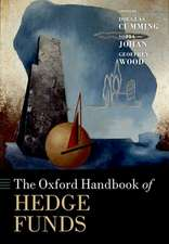 The Oxford Handbook of Hedge Funds