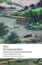 The Essential Mòzǐ