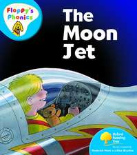 Oxford Reading Tree: Level 2A: Floppy's Phonics: The Moon Jet