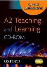 A2 Mathematics Teaching & Learning OxBox CD-ROM
