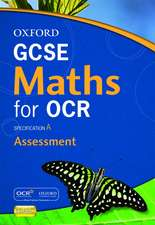 Oxford GCSE Maths for OCR Assessment OxBox CD-ROM