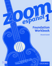 Zoom español 1 Foundation Workbook