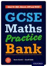 GCSE Maths Practice Bank