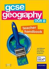 GCSE Geography OCR B Teacher Handbook