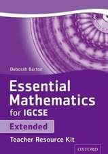 Pemberton Maths for IGCSE® Extended: Teacher Resource Pack