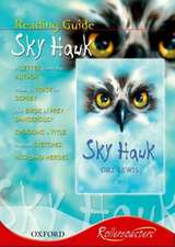 Rollercoasters: Sky Hawk Reading Guide