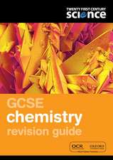 Twenty First Century Science: GCSE Chemistry Revision Guide
