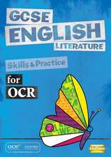 GCSE English Literature for OCR Skills and Practice Book