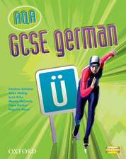 GCSE German for AQA Students' Book