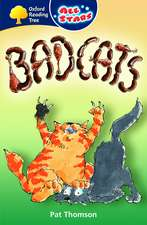 Oxford Reading Tree: All Stars: Pack 2A: Bad Cats