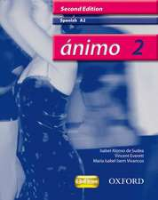 Ánimo: 2: A2 Students' Book
