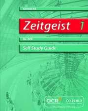 Zeitgeist 1: für OCR AS Self-Study Guide with CD