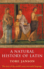 A Natural History of Latin