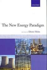 The New Energy Paradigm