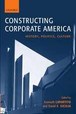 Constructing Corporate America: History, Politics, Culture