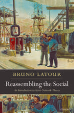 Reassembling the Social: Bestseller