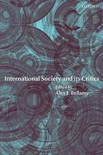 International Society and its Critics