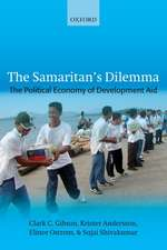The Samaritan's Dilemma: The Political Economy of Development Aid
