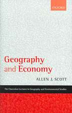 Geography and Economy: Three Lectures