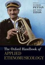 The Oxford Handbook of Applied Ethnomusicology