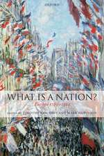 What Is a Nation?: Europe 1789-1914