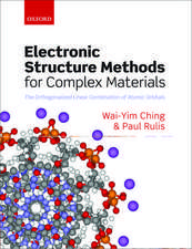 Electronic Structure Methods for Complex Materials: The orthogonalized linear combination of atomic orbitals
