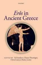 Erôs in Ancient Greece