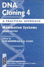 DNA Cloning:  Mammalian Systems