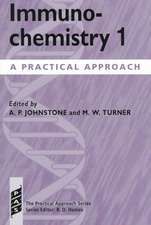 Immunochemistry 1: A Practical Approach