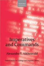 Imperatives and Commands