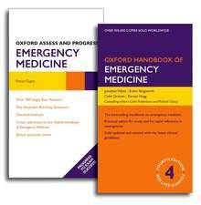 Oxford Handbook of Emergency Medicine [With Oxford Assess and Progress Emergency Medicine]