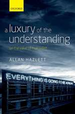 A Luxury of the Understanding: On the Value of True Belief