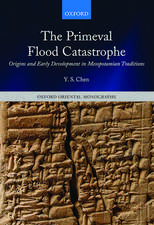 The Primeval Flood Catastrophe: Origins and Early Development in Mesopotamian Traditions
