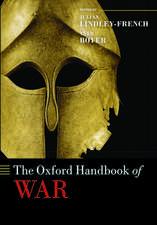 The Oxford Handbook of War