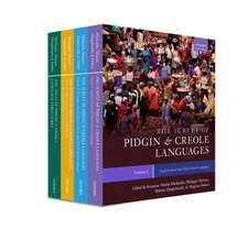 The Atlas and Survey of Pidgin and Creole Languages: Super Set: Four-volume Pack