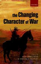 The Changing Character of War