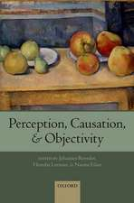 Perception, Causation, and Objectivity