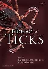 Biology of Ticks Volume 1