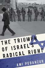 The Triumph of Israel's Radical Right