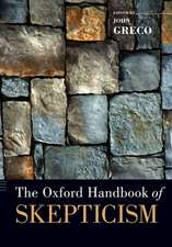 The Oxford Handbook of Skepticism