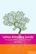 Latinas Attemping Suicide: When Cultures, Families, and Daughters Collide