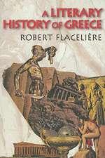 A Literary History of Greece