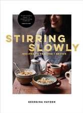 Hayden, G: Stirring Slowly