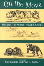 On the Move: How and Why Animals Travel in Groups