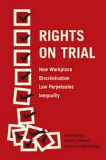 Rights on Trial – How Workplace Discrimination Law Perpetuates Inequality