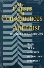 The Causes & Consequences of Antitrust (Paper)